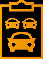 Icoon-wagenparkbeheer